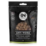 IN-FLUENCE Anti-Worm mit Huhn, Wurm-Schutz & Belohnung (100g)