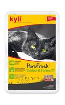 Pure Fresh Chicken & Turkey adult urinary-control 85g