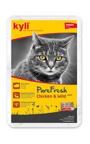 Pure Fresh Chicken & Wild adult 85 g