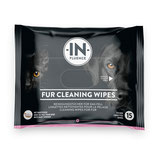 In-Fluence Fur cleaning wipes, mit Babypuder, 18x20cm