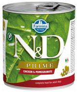 Farmina N&D Prime Huhn & Granatapfel (nass)