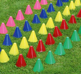 Hütchen-Set zur Farbdifferenzierung