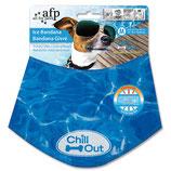 afp Kühlendes Bandana für Hunde Chill Out