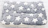"Flauschige Hundedecke ""Stars"""