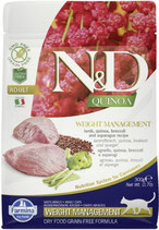 Feline Adult Quinoa Weight Management Lamm, Brokkoli
