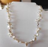 Keshi Perlen Kette - Keshi pearl necklace