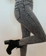 Leggings Jeans-Look