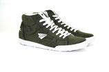 Sneaker High-Cut khaki