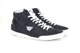 Sneaker High-Cut darkgrey