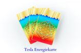 Tesla Energiekarte