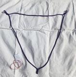 """Seil """"S"""" für Bubble Stick - einfache Seifenblase"""