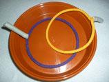 Seifenblasen Schale für 10 + 12 Ring