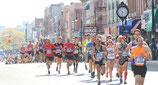 Vorreservation für NYC Marathon 2021 im Doppelzimmer