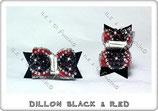DILLON BLACK & RED
