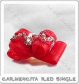 CARMENCITA RED Single