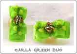 CARLA GREEN DUO