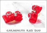 CARMENCITA RED DUO