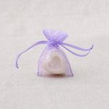 Lavendelseife inkl. Organzasäckchen