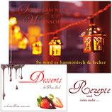 Duo Kochbuch Weihnachten & Desserts