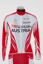 "Radtrikot langarm ""Team Austria"" Kollektion 2014/15"