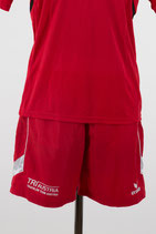 "ERIMA Trainingsshort rot ""Team Austria"""