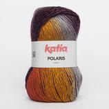 Katia Polaris Kleur 64 - paars/oranje/geel