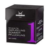 Sansibar: Darjeeling Sommer- pflückung Nr. 1  Schwarzer Tee.