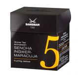Sansibar. Sencha Ingwer Maracuja Nr.5