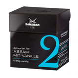 Sansibar: Assam und Vanille Nr. 2