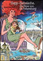 Hepp-Geboische, die Hexe von St. Petersburg