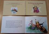 """Das Buch  """"Die Krönung einer Bienenkönigin"""""""