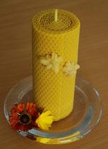 Bienenwachs Kerze (in 2 Grössen)