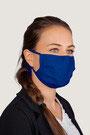 """""""royal-blau"""" HAKRO Mund-Nasen-Maske Mikralinar® - Hygiene-Artikel !kein Umtausch oder Retoure möglich! (keine medizinische Maske)"""