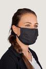 """""""titan-grau"""" HAKRO Mund-Nasen-Maske Mikralinar® - Hygiene-Artikel !kein Umtausch oder Retoure möglich! (keine medizinische Maske)"""