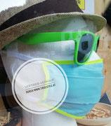 """SPORT-Activ MUND-NASEN-MASKE Hygiene-Artikel !kein Umtausch oder Retoure möglich! **Sonderproduktion  (keine medizinische Maske) """"Momentane Lieferzeit 5-8 Tage!"""" (Stand 07.04.2020)"""