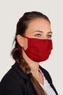 """""""rot"""" HAKRO Mund-Nasen-Maske Mikralinar® - Hygiene-Artikel !kein Umtausch oder Retoure möglich! (keine medizinische Maske)"""