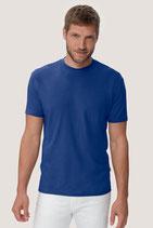 95° waschbares Extrem strapazierfähiges, kochfestes, chlorechtes, farb- und formbeständiges T-Shirt, runder Halsausschnitt für Herren