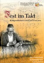 A7) Fest im Takt | Kompositionen von Carl Frei sen.