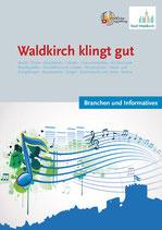 A2) Waldkirch klingt gut - Branchen und Informatives