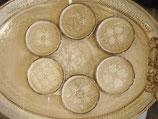 木製レリーフコースター(全6種)