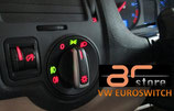 EUROSWITCH VW MK4 MK6 JETTA GOLF BEETLE