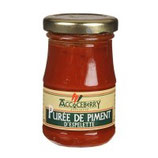 PUREE DE PIMENT D'ESPELETTE ACCOCEBERRY 90G