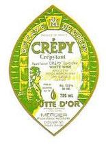 CREPY CREPITANT GOUTTE D'OR 2015