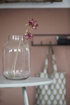 Vase, Aubergine