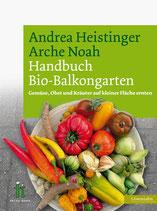 Handbuch Bio-Balkongarten - Buch