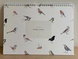 Geburtstagskalender - Vögel