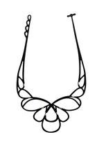 Ce Soir - collier en of armband