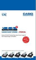 CASIO PC-Kommunikations Software C.E.S.F. Lizenz
