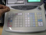 Tastaturschutz Casio TE-100, TE-2000