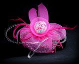 Fascinator Pink Blossom